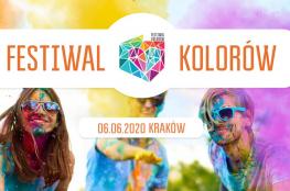 Kraków Wydarzenie Festiwal Festiwal Kolorów w Krakowie 2020