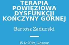 Gdańsk Wydarzenie Zdrowie i uroda Terapia powięziowa dysfunkcji kończyny górnej
