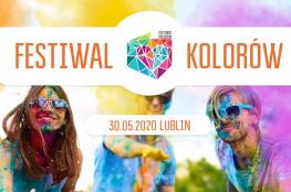 Lublin Wydarzenie Festiwal Festiwal Kolorów w Lublinie 2020