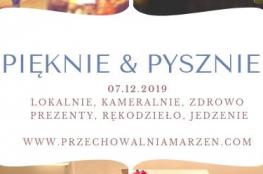Mikołajki Wydarzenie Kiermasz Pięknie & Pysznie
