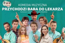 Gliwice Wydarzenie Spektakl Przychodzi baba do lekarza