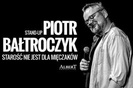 Płock Wydarzenie Stand-up Piotr Bałtroczyk