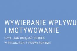 Wrocław Wydarzenie Nauka i Edukacja Witalni: Szkolenie-Wywieranie Wpływu i Motywowanie