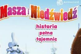 Szczecin Wydarzenie Spektakl Masza i Niedźwiedź. Historia Pełna Tajemnic