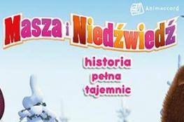 Gdynia Wydarzenie Spektakl Masza i Niedźwiedź. Historia Pełna Tajemnic