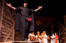 Kraków Wydarzenie Spektakl Zorro