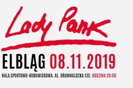 Elbląg Wydarzenie Koncert  KUP BILET LADY PANK