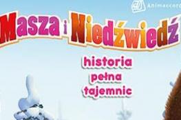 Wrocław Wydarzenie Spektakl Masza i Niedźwiedź. Historia Pełna Tajemnic