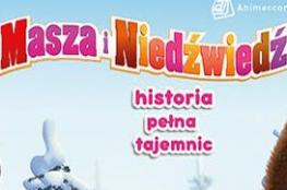 Lublin Wydarzenie Spektakl Masza i Niedźwiedź. Historia Pełna Tajemnic