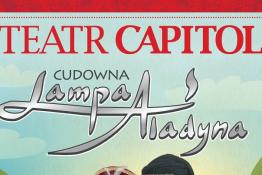 Warszawa Wydarzenie Spektakl Cudowna lampa Aladyna