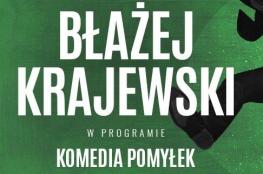 """Łódź Wydarzenie Kabaret """"Komedia Pomyłek"""""""