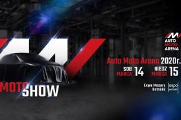 Ostróda Wydarzenie Motoryzacyjne Auto Moto Arena 2020