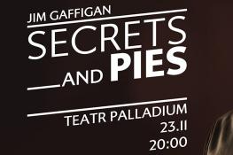 Warszawa Wydarzenie Widowisko Jim Gaffigan: Secrets and Pies Tour