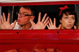 Dębica Wydarzenie Spektakl Małżeński Rajd Dakar