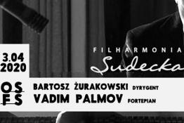 Wałbrzych Wydarzenie Koncert OSFS: Żurakowski, Palmov