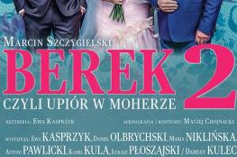 Dębica Wydarzenie Spektakl Berek, czyli upiór w moherze 2