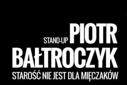 Toruń Wydarzenie Stand-up Piotr Bałtroczyk