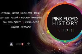 Toruń Wydarzenie Koncert Tribute to Pink Floyd