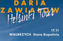 Wałbrzych Wydarzenie Koncert Daria Zawiałow | Helsinki Tour vol2