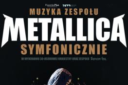 Toruń Wydarzenie Muzyka Metallica symfonicznie