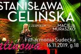 Wałbrzych Wydarzenie Koncert Stanisława Celińska Wałbrzych Koncert Malinowa