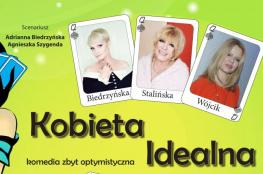 """Szczawno-Zdrój Wydarzenie Spektakl """"Kobieta idealna"""""""