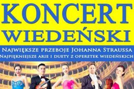 Wałbrzych Wydarzenie Koncert Koncert Wiedeński - Artyści Scen Polskich