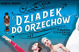 Wałbrzych Wydarzenie Spektakl Narodowy Balet Kijowski - Dziadek do Orzechów