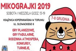 Toruń Wydarzenie Nauka i Edukacja Mikograjki 2019