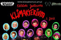 Toruń Wydarzenie Spektakl Klimakterium ... i już