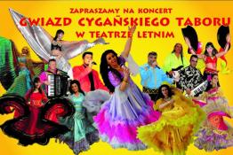 Ciechocinek Wydarzenie Muzyka Koncert Gwiazd Cygańskiego Taboru