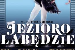 Zamość Wydarzenie Kulturalne Narodowy Balet Kijowski - Jezioro Łabędzie