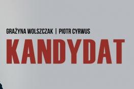 """Zielona Góra Wydarzenie Spektakl Spektakl """"Kandydat"""" w Zielonej Górze"""