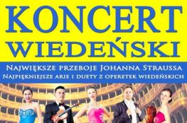 Zielona Góra Wydarzenie Koncert Koncert Wiedeński -  Przeboje Johanna Straussa