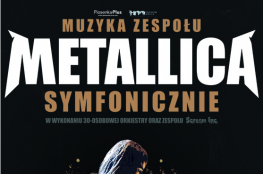 Płock Wydarzenie Koncert Metallica symfonicznie
