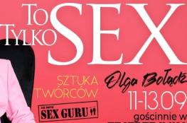 Płock Wydarzenie Spektakl To tylko sex