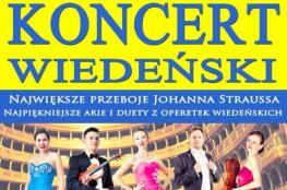Płock Wydarzenie Kulturalne Koncert Wiedeński- przeboje Johanna Straussa