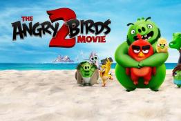 Krynica-Zdrój Wydarzenie Film w kinie ANGRY BIRDS FILM 2