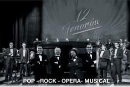 Tczew Wydarzenie Koncert Koncert Sylwestrowy - 12 Tenorów i Orkiestra