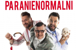 Sieradz Wydarzenie Kabaret Kabaret Paranienormalni - Z humorem czeba żyć