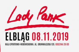 Elbląg Wydarzenie Koncert LADY PANK