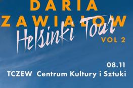Tczew Wydarzenie Koncert Daria Zawiałow – koncert