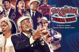 Rzeszów Wydarzenie Muzyka PASION DE BUENA VISTA