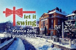 Krynica-Zdrój Wydarzenie Warsztaty Let it Swing