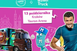 Kraków Wydarzenie Piknik Wawel Truck w Krakowie już 13 października. Zapras