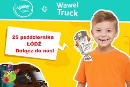 Łódź Wydarzenie Kulturalne Wawel Truck w Łodzi już 25 października!