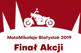 Białystok Wydarzenie zlot motocyklowy MotoMikołaje Białystok 2019 - FINAŁ