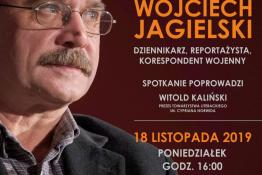 Krynica- Zdrój Wydarzenie Kulturalne Spotkanie z dziennikarzem Wojciechem Jagielskim