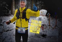 Kielce Wydarzenie Bieg Ultra CK Maraton