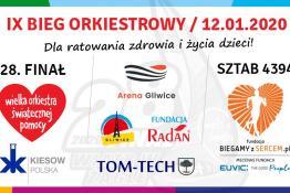 Gliwice Wydarzenie Bieg IX Bieg Orkiestrowy